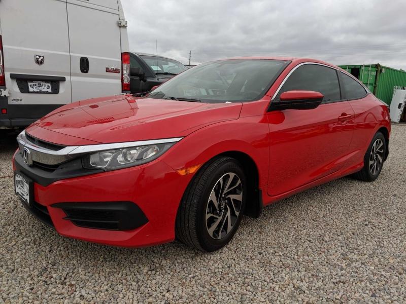 Honda Civic 2016 price $16,800
