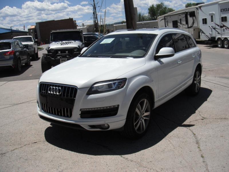 Audi Q7 2012 price $14,995