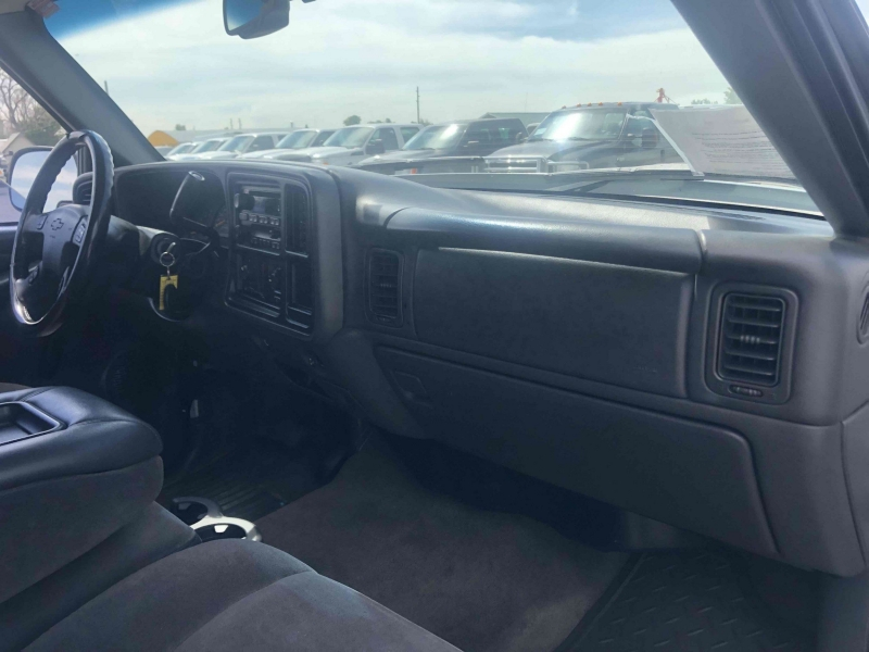 Chevrolet Silverado 2500HD Cla 2007 price $9,400