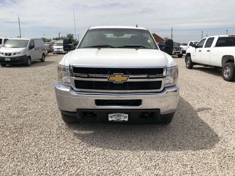 Chevrolet Silverado 2500HD 2013 price $20,995