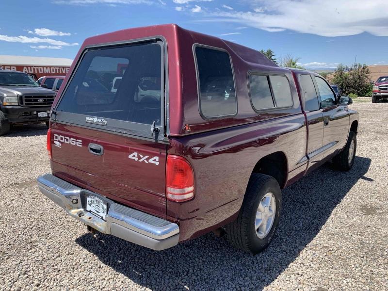 Dodge Dakota 2000 price $5,900