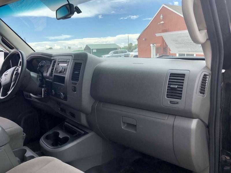 Nissan NV Cargo 2012 price $13,500