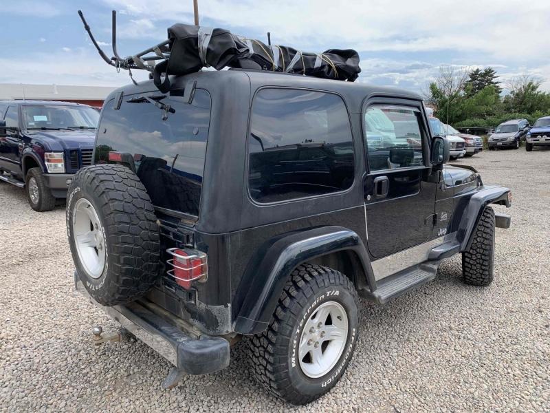 Jeep Wrangler 2004 price $14,995