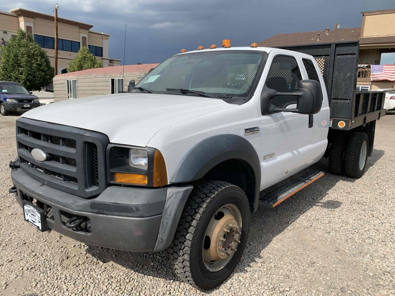 FORD 450 SUPER DUTY 2006 price $12,900