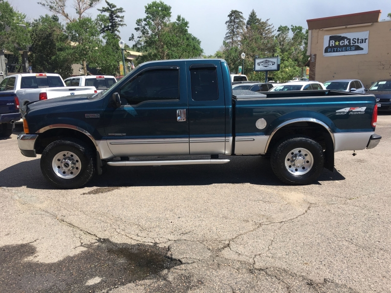 Ford F-250 Super Duty 1999 price $12,995