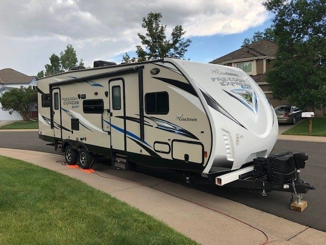 Coachmen Forest River 2017 price $31,900