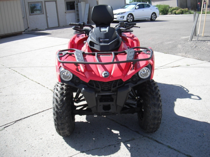 CAN AM OUTLANDER 2018 price $6,995