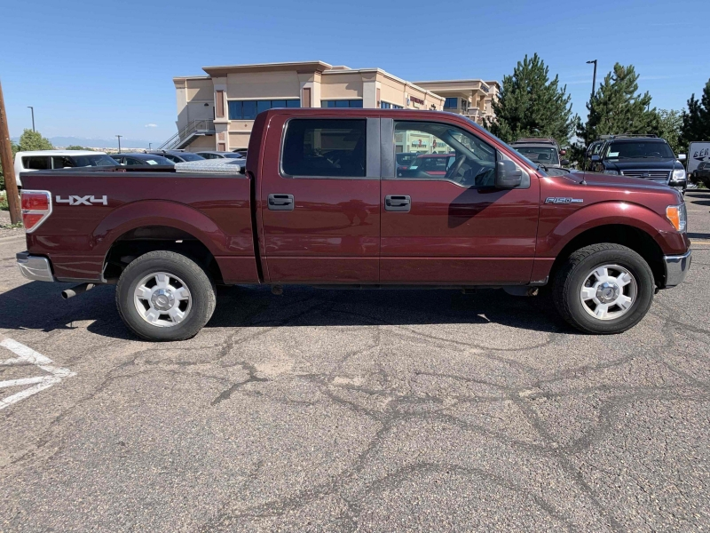 Ford F-150 2010 price $14,400