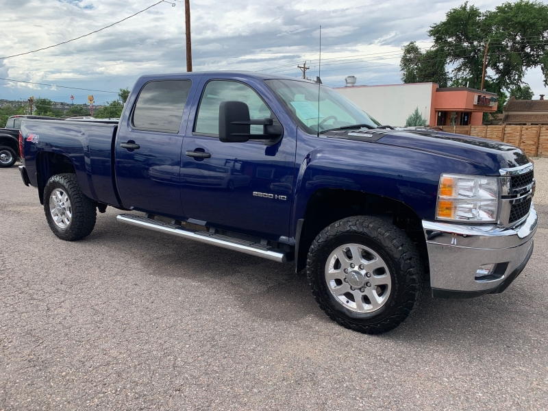 Chevrolet Silverado 2500HD 2013 price $28,900