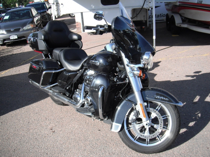 HARLEY ULTRA CLASSIC 2018 price $21,995