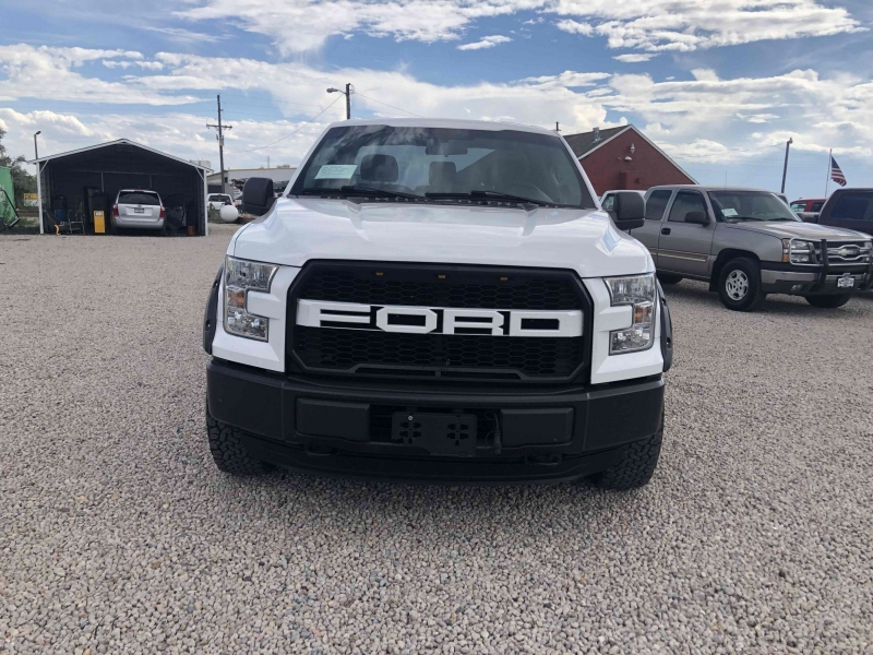 Ford F-150 2016 price $18,400