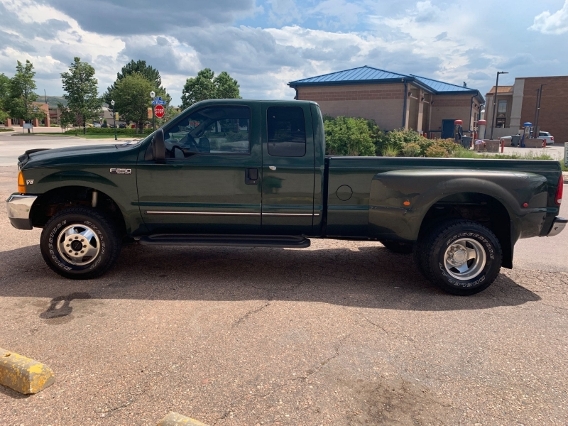 Ford F-250 Super Duty 1999 price $13,995