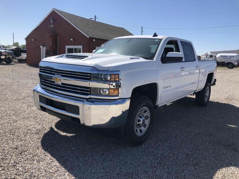 Chevrolet Silverado 2500HD 2017 price $37,500
