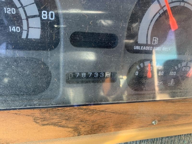 FLEETWOOD STORM 1997 price $3,995