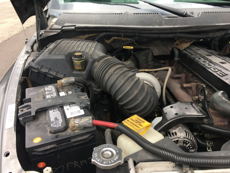 Dodge Ram Pickup 2500 2001 price $9,995