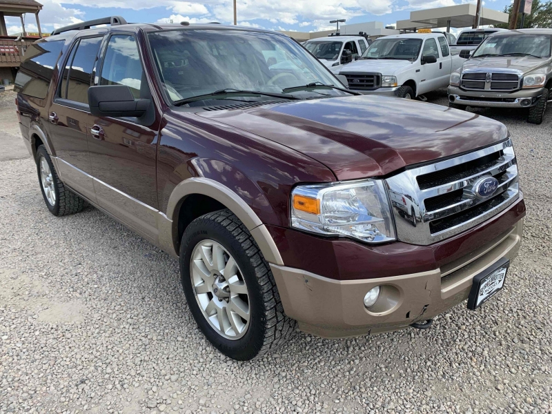 Ford Expedition EL 2011 price $13,900