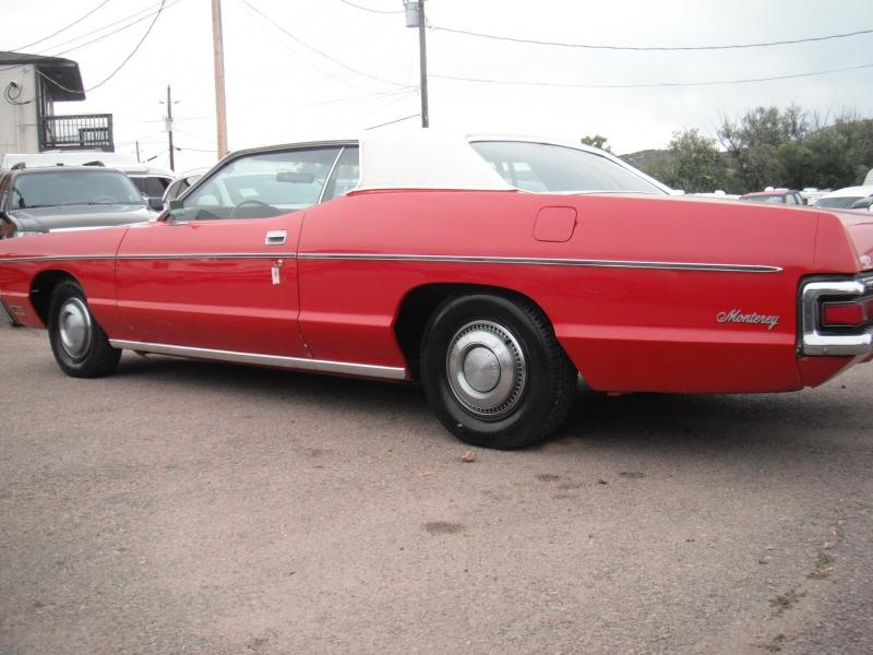 MERCURY MONTEREY 1971 price $5,900