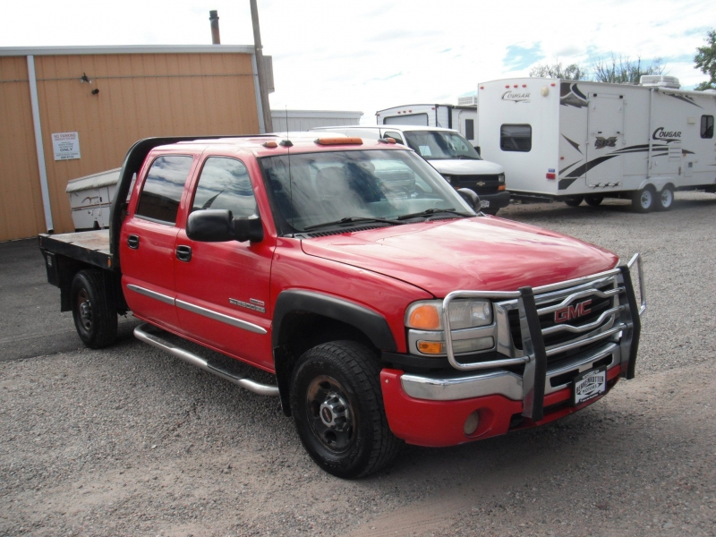 GMC Sierra 2500HD 2005 price $8,700