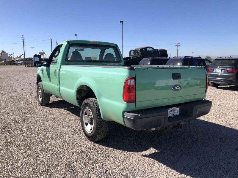 Ford F-250 Super Duty 2008 price $16,900