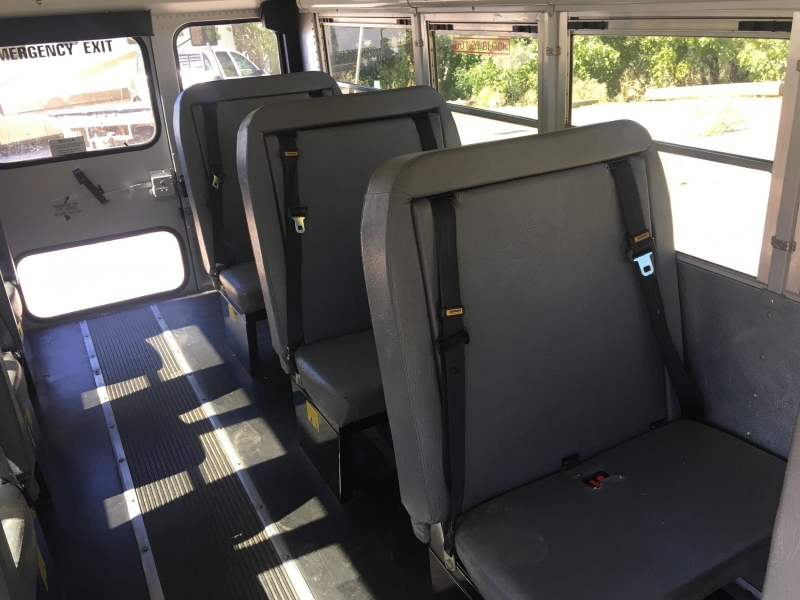 THO BUS 2007 price $14,995