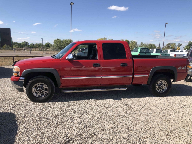 GMC Sierra 1500HD 2001 price $6,900