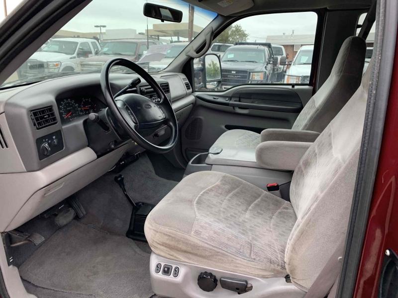 Ford F-250 Super Duty 2000 price $9,450