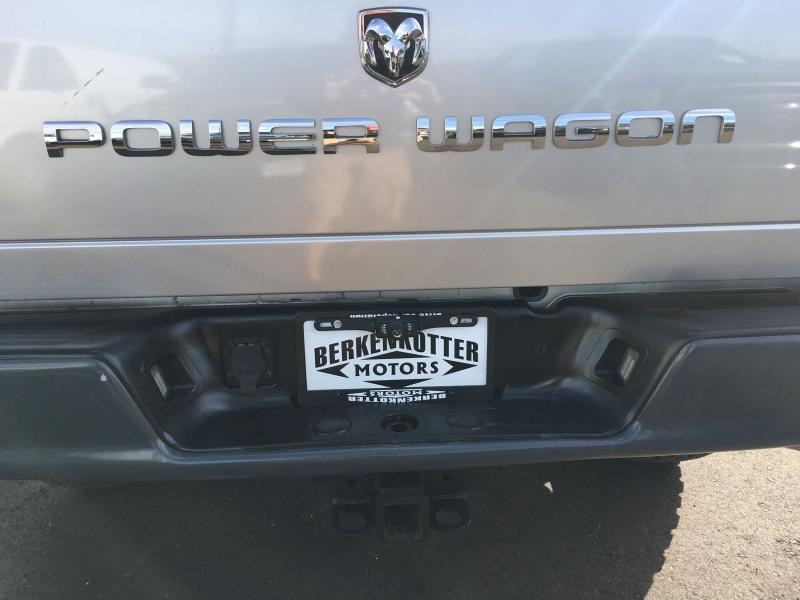 Dodge Ram Pickup 2500 2005 price $13,700