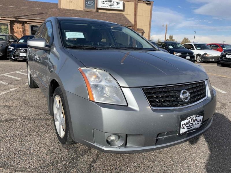 Nissan Sentra 2008 price $7,900