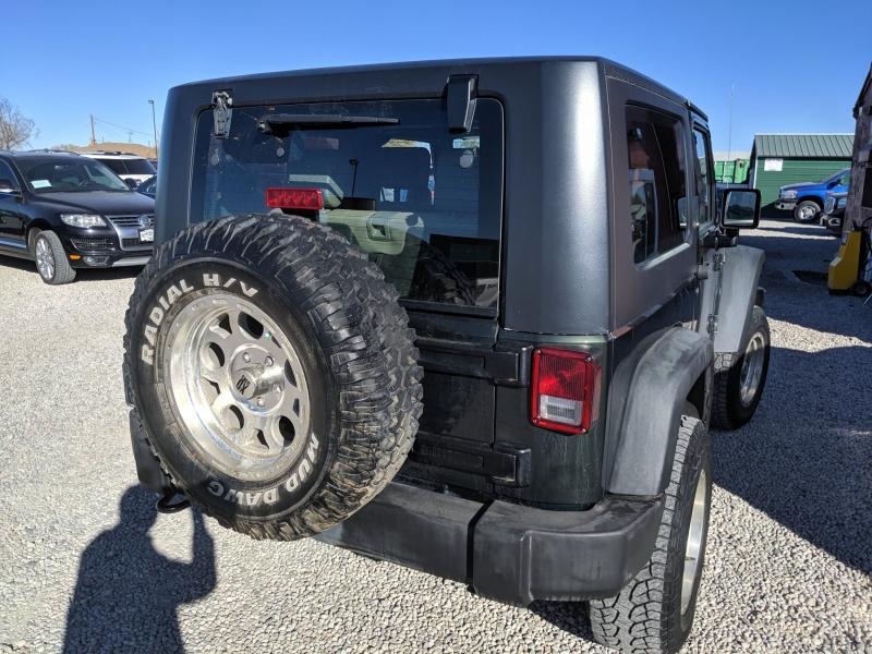 Jeep Wrangler 2010 price $12,900