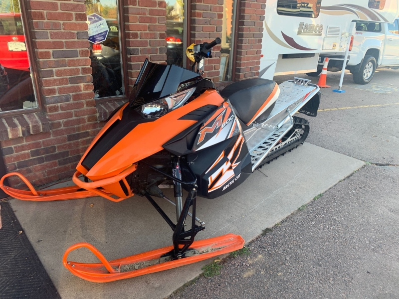 Arctic Cat M8 2012 price $4,995