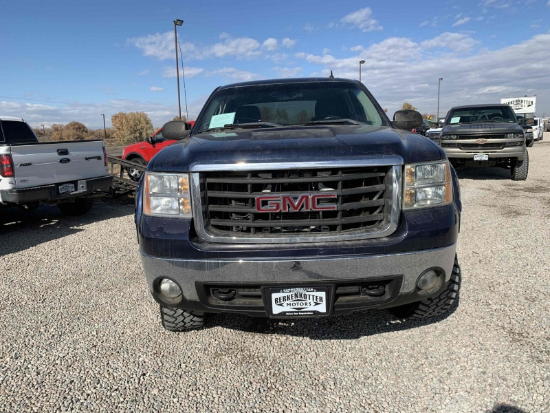 GMC Sierra 2500HD 2009 price $17,900
