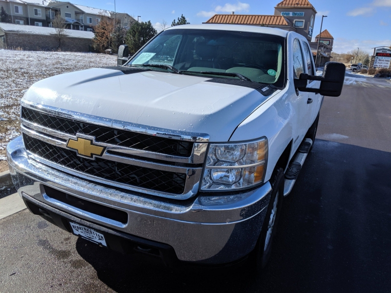 Chevrolet Silverado 3500HD 2012 price $26,900