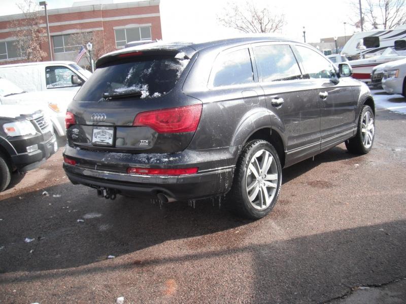 Audi Q7 2012 price $19,900