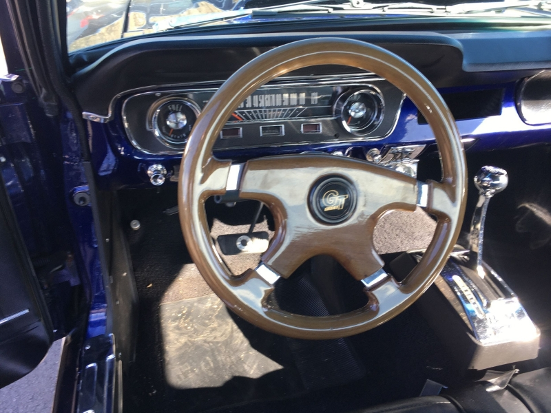 Ford Mustang 1965 price $27,900