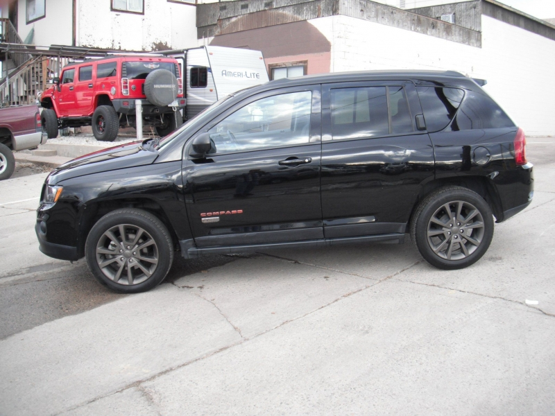 Jeep Compass 2016 price $13,900