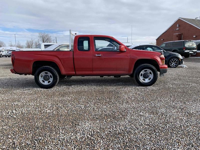 Chevrolet Colorado 2012 price $11,500