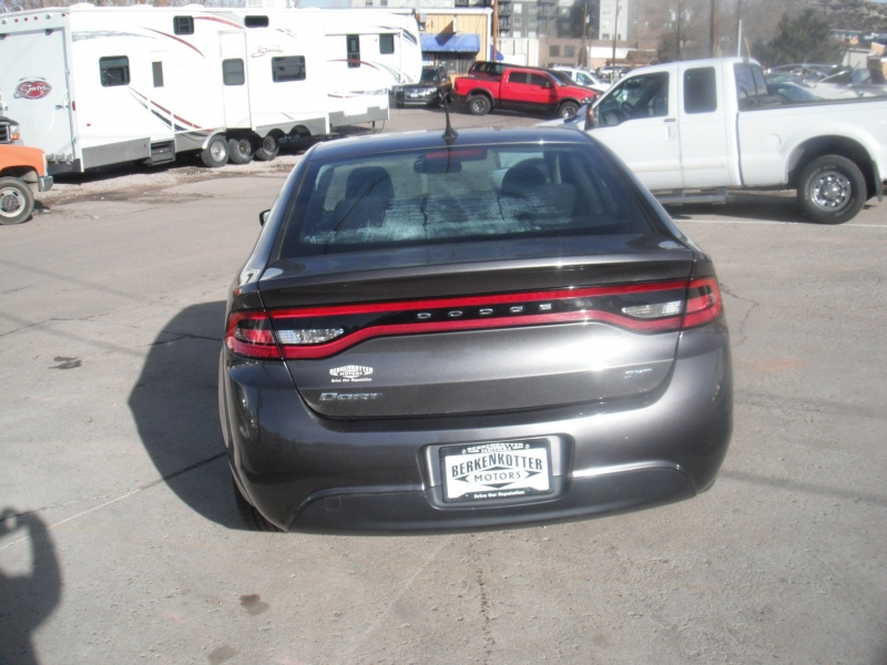 Dodge Dart 2015 price $8,995