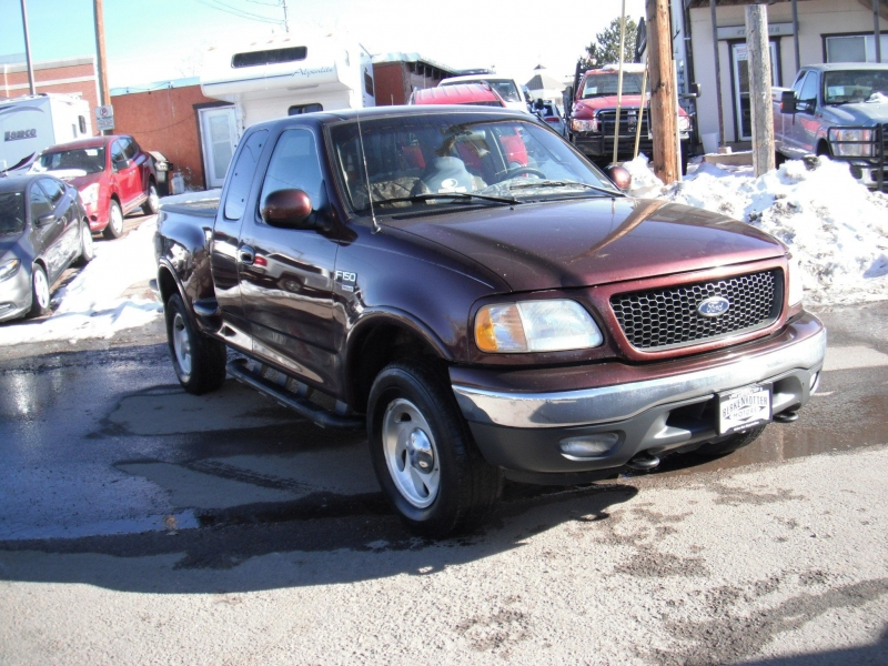 Ford F-150 2001 price $4,900