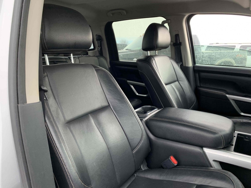 Nissan Titan XD 2016 price $25,995