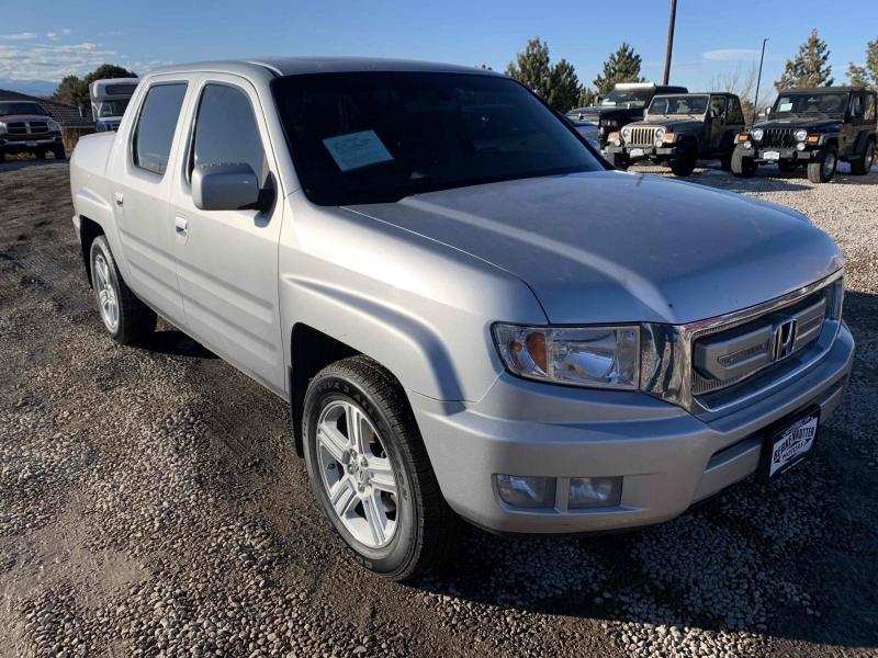 Honda Ridgeline 2011 price $10,400