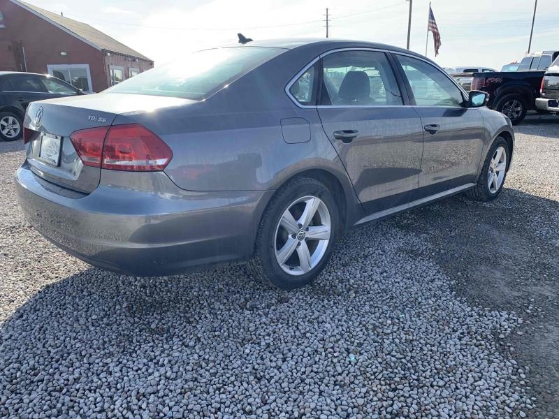 Volkswagen Passat 2013 price $13,400