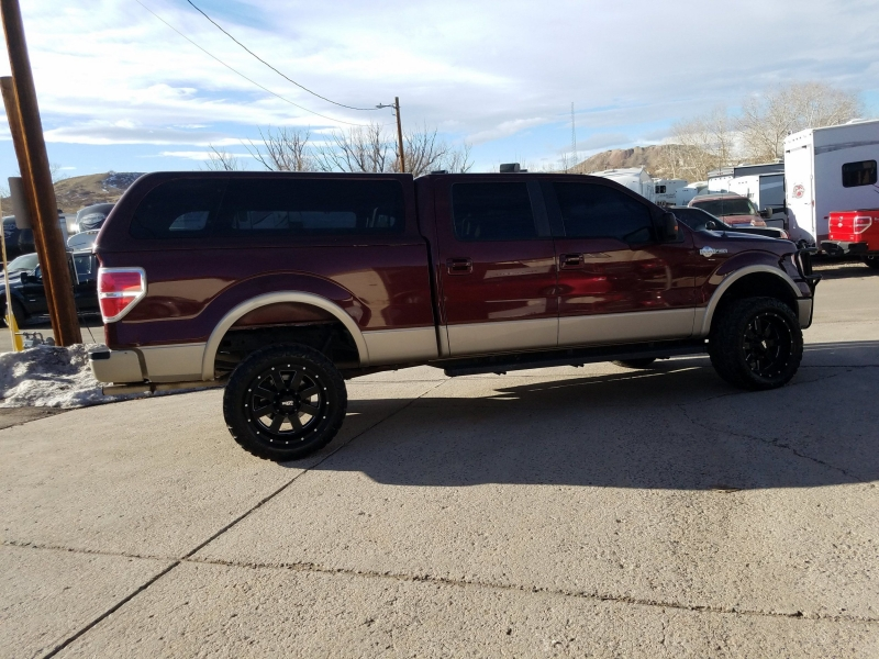 Ford F-150 2009 price $6,900