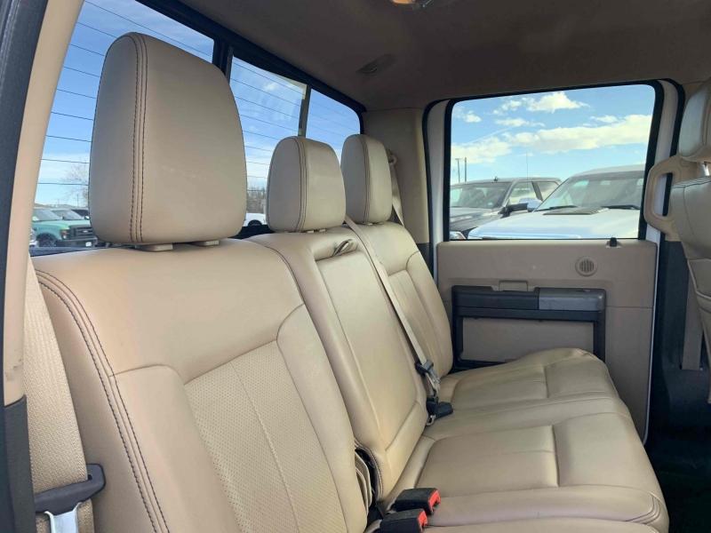 Ford F-250 Super Duty 2012 price $17,400