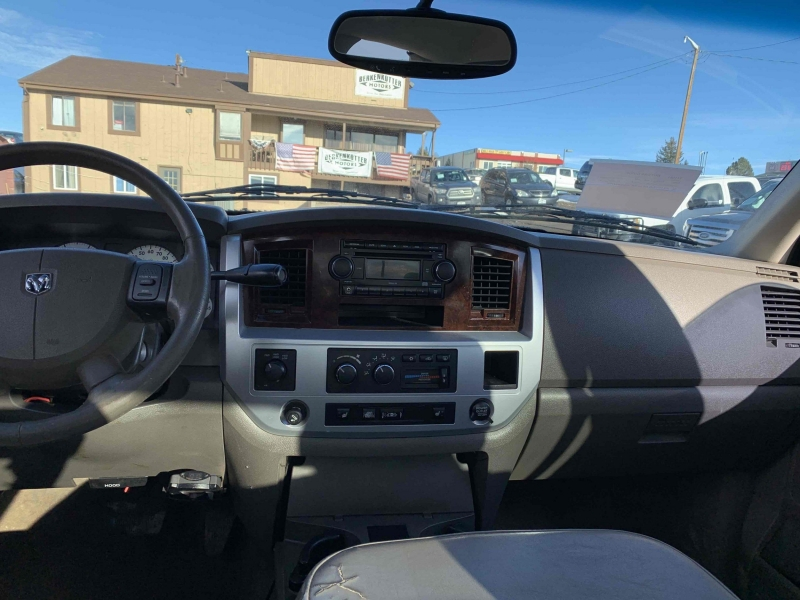 Dodge Ram Pickup 3500 2009 price $9,900