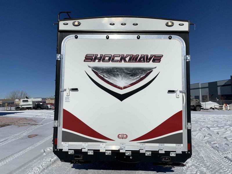 FRRV Shockwave 2017 price $29,995