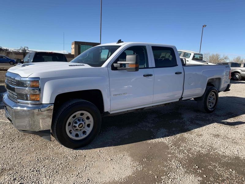 Chevrolet Silverado 2500HD 2018 price $30,900