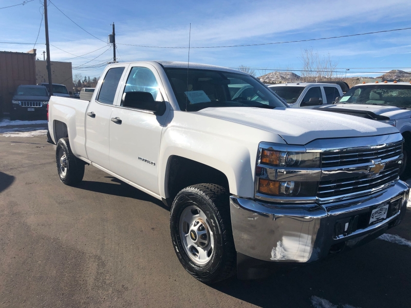 Chevrolet Silverado 2500HD 2015 price $15,995