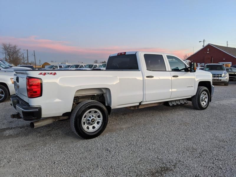 Chevrolet Silverado 2500HD 2018 price $32,900