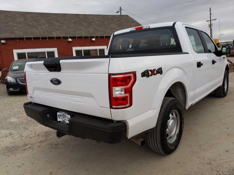 Ford F-150 2018 price $28,400