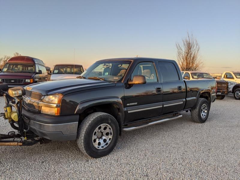 Chevrolet Silverado 1500HD 2003 price $8,900